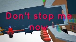 [Roblox Music Video] Don't stop me now!