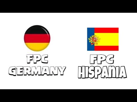 FPC Germany v FPC Hispania - War Recap