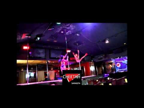 GoPro Hero2 Strip Club Pole dancer Cheetah Sarasota