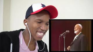 LWAZI SBU REACT TO When the enemy applause to your argument - amazing Ahmed Deedat