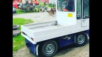 Still EFZ20 - sähköauto - sähkötrukki