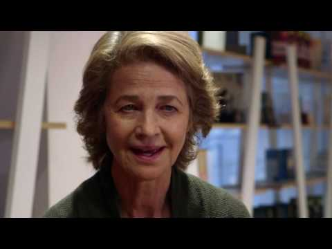 Charlotte Rampling: THE SENSE OF AN ENDING
