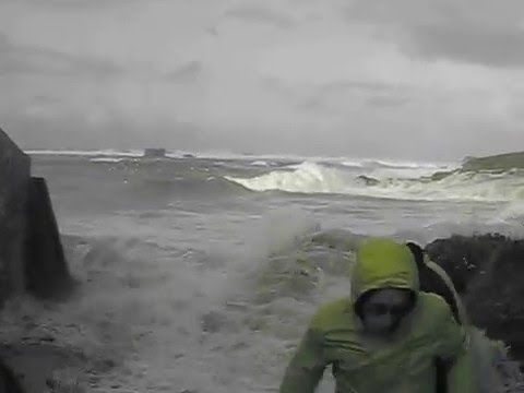 This is why you need to avoid beaches during a storm