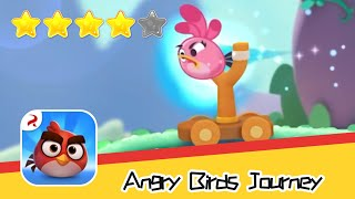 Angry Birds Journey 107 Walkthrough Fling Birds Solve Puzzles Recommend index four stars