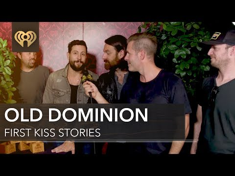 Old Dominion First Kiss Stories