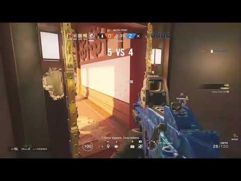 Funny Moments #2 [Rainbow Six Siege]