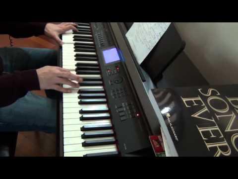 สภาวะทิ้งตัว -- แดน วรเวช (Piano Cover)