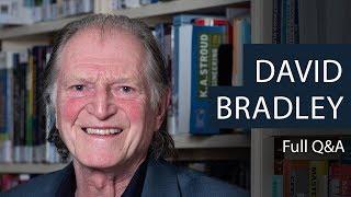 David Bradley | Full Q&A | Oxford Union YouTube Videos