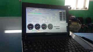 Налаштування инвета на Ауді 200 турбо 10v мс мотор