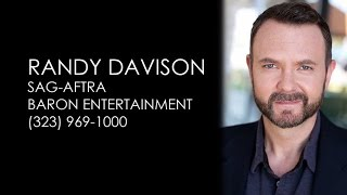 Randy Davison Acting Demo (Extended Version)