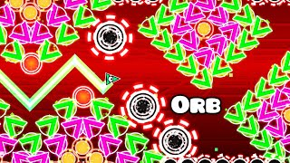 Nine Circles but Everything is Orb l Geometry dash 2.11