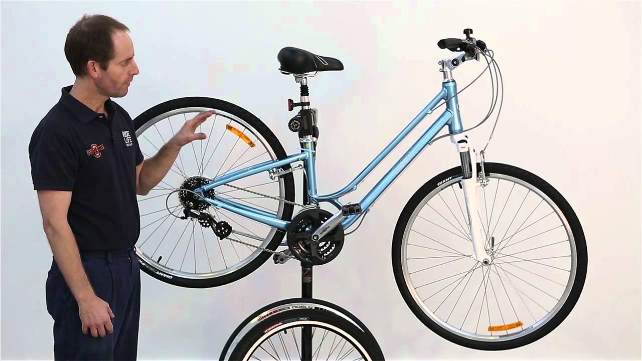 Buying A Woman S Hybrid Bike Youtube