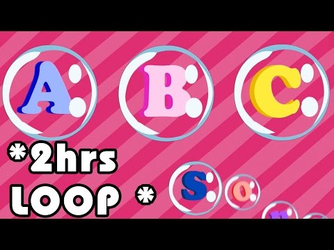 ★2 HOURS★ ABC Songs For Children Phonics  ABC Song  Nursery Rhymes  Alphabet song  ABC HD