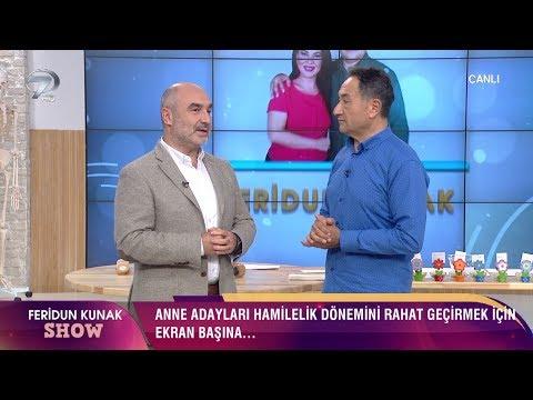 Dr. Feridun Kunak Show - 11 Ekim 2018