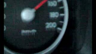 Getz 1.1 at 152kph on STAR Tollway