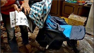 коляска BabyHit Travel Air. Распаковка и сборка
