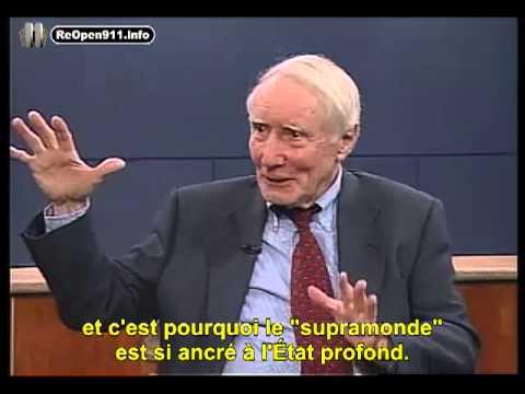 """Peter Dale SCOTT - """"La Route vers le nouveau désordre mondial"""", interview ReOpen911"""