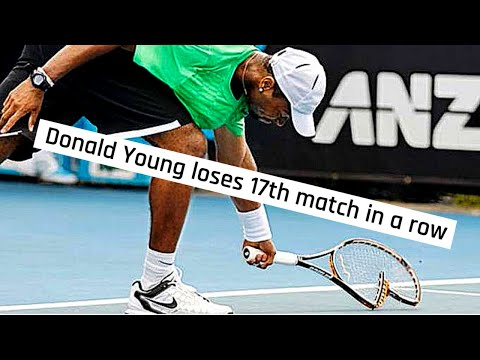 Donald Young | Rise And Fall Of The American Tennis Prodigy