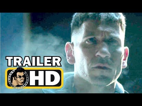 MARVEL'S THE PUNISHER Official Teaser Trailer (2017) Jon Bernthal Marvel Netflix Series HD
