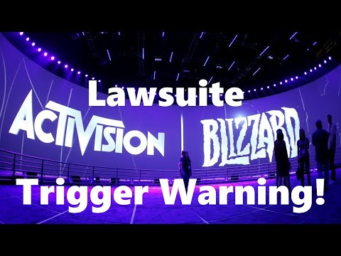 California Sues Gaming Giant Activision Blizzard Over Unequal Pay ...