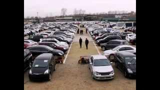 Статистика продаж легковых автомобилей в России