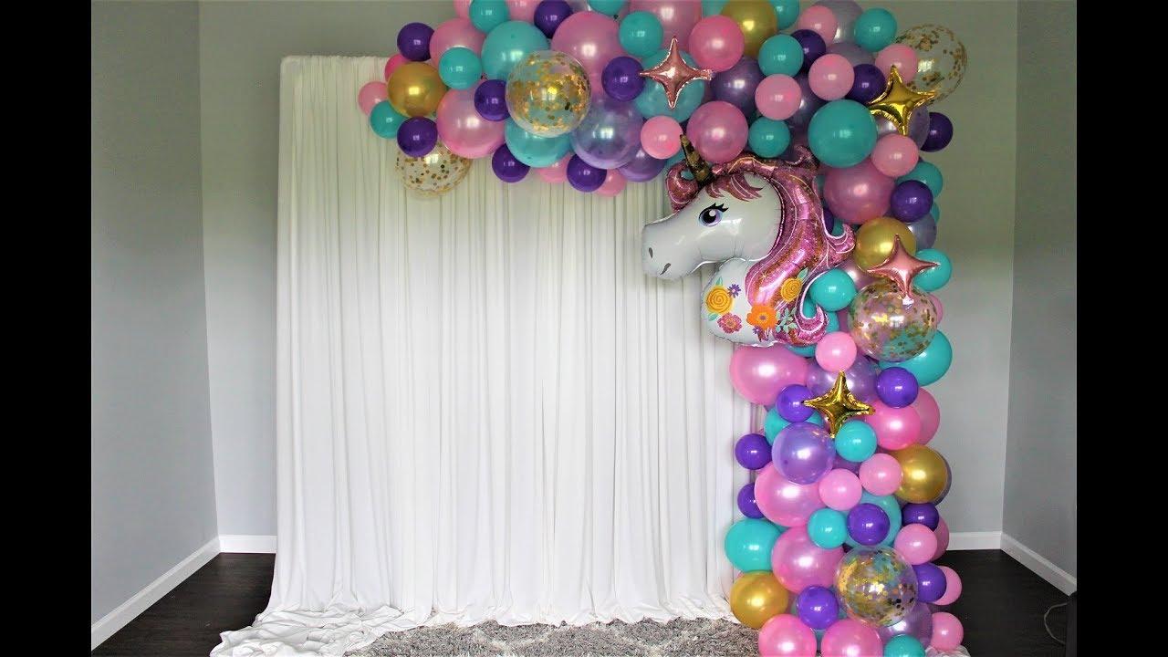 Unicorn Garland A