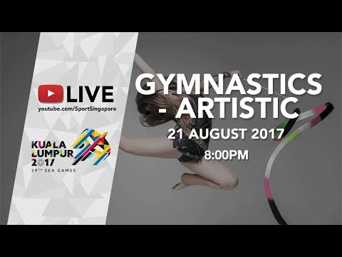 Gymnastics Artistic Women's Team qualifications and finals Sub-division III | 29th SEA Games 2017