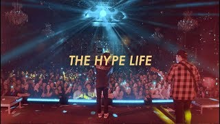 Hoodie Allen - THE HYPE LIFE (Chapter 2: Sick Boy)