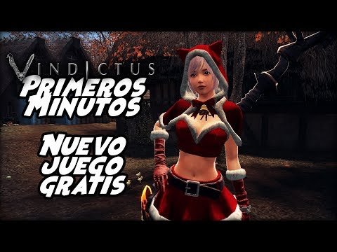 Vindictus Gameplay Español 2018 | Primeros Minutos | MmoRpg Hack & Slash | DakuTv