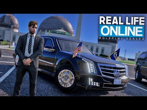 1 TAG Als PRÄSIDENT! - GTA 5 Real Life Online