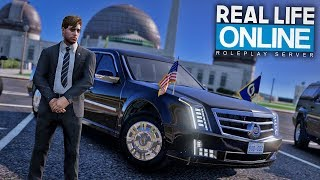 1 TAG als PRÄSIDENT! - GTA 5 Real Life Online