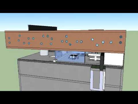 Maison bordeaux sketchup youtube - Maison de l architecture bordeaux ...