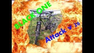 BLACK ONE Attack v 26 2017/17000 рублей