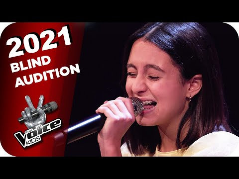 Olivia Rodrigo - All I Want (Sezin) | The Voice Kids 2021 | Blind Auditions