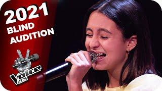 Olivia Rodrigo - AĮl I Want (Sezin) | The Voice Kids 2021 | Blind Auditions