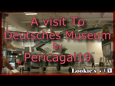 A visit to the Deutsche's Museum by Pericagal