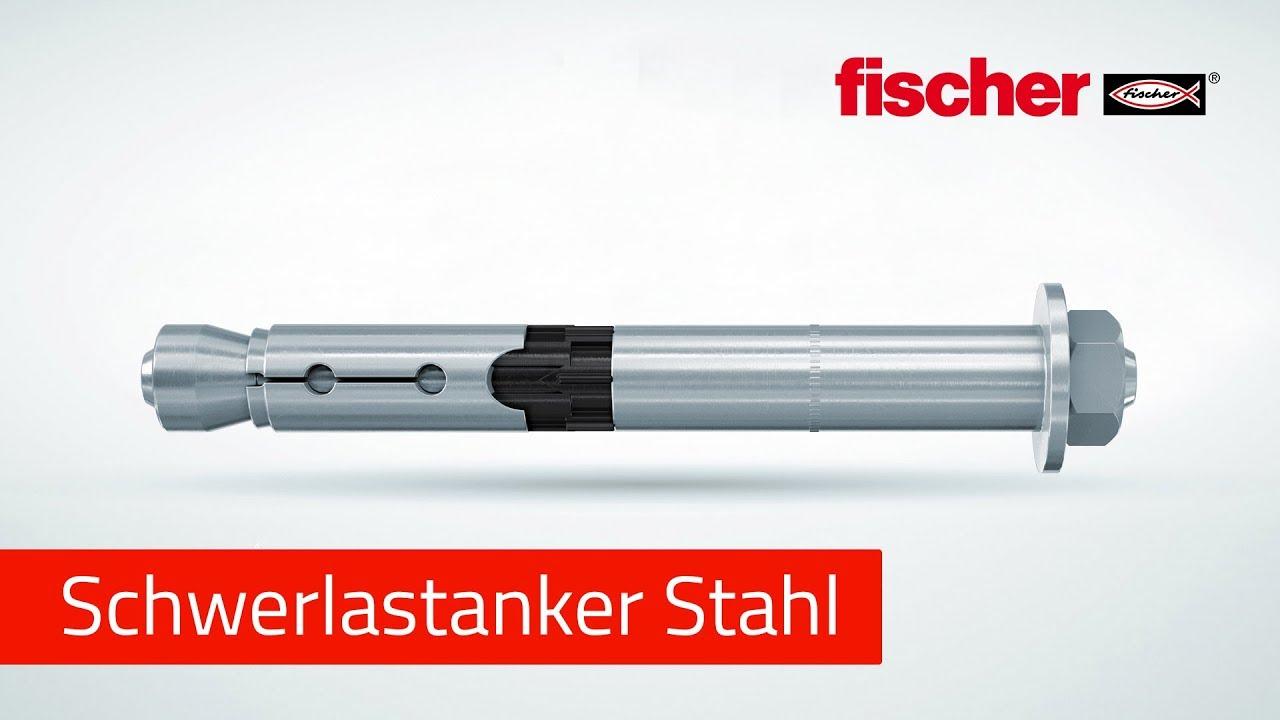 Fischer Hochleistungsanker FH II 24//25 B 2 Stück