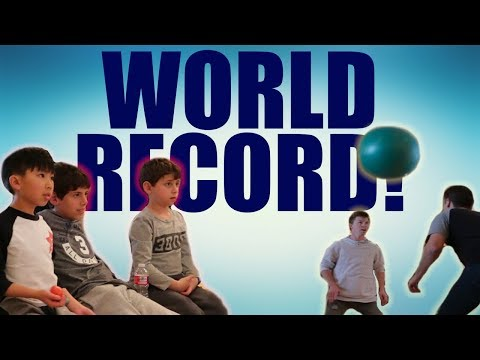 WORLD RECORD ATTEMPT *Live Audience*