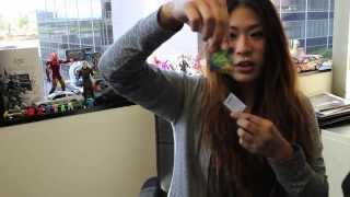 MiniKins - Girls Collect Them Too! Karen opens her surprise Blind Packs!