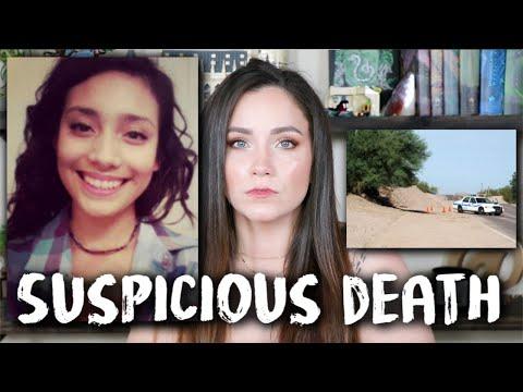 What Happened To Adrienne Salinas   Suspicious Death