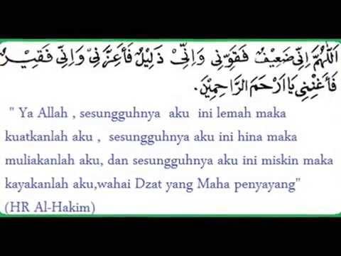 7 Doa Cepat Kaya, Dzikir dan Amalan agar Cepat Kaya Menurut Islam - Bukubiruku