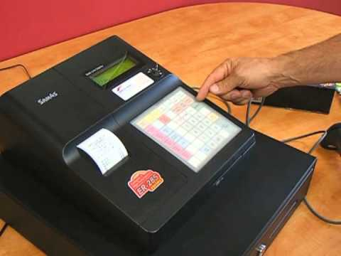 ER-285 Cash Register Basic Operations
