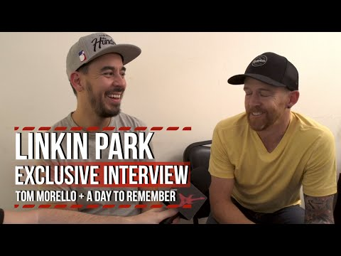 Linkin Park on A Day to Remember + Working With Tom Morello