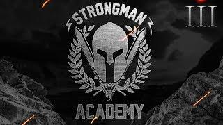 Strongman Academy #003 Schulterdrücken/Military Press