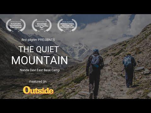 The Quiet Mountain - Nanda Devi East Base Camp  |  First Pilgrim Originals
