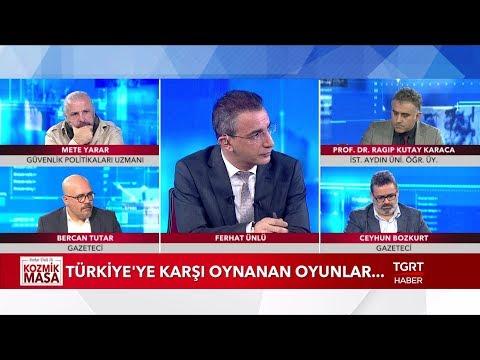 Türkiye'ye Karşı Oynanan Oyunlar - Ferhat Ünlü İle Kozmik Masa - 11 Ocak 2019
