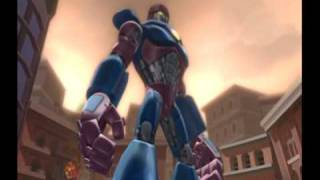 Marvel Super Hero Squad Quick-Time Event #2 (Wii)