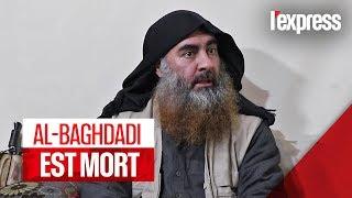 Mort d'al-Baghdadi : les images des décombres