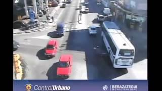 ACCIDENTES DE TRÁNSITO CON MOTOS