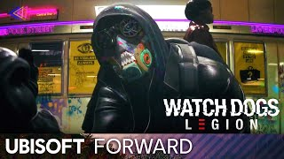 Watch Dogs Legion - FULL Gameplay Demo Presentation | Ubisoft  Forward 2020